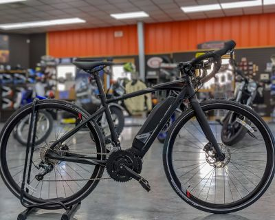2020 Yamaha Bicycles UrbanRush M