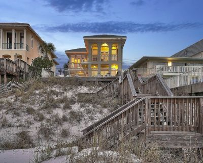Incredible Gulf-Front Home w/ Private Pool & Carriage House! Up to 25% Off - Miramar Beach