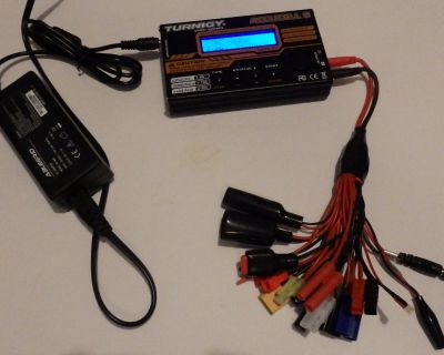 Turnigy Accucell-6 Battery Charger