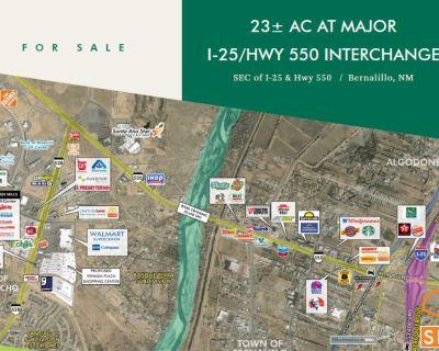 23+/- Acres at Major I-25/HWY 550 Interchange