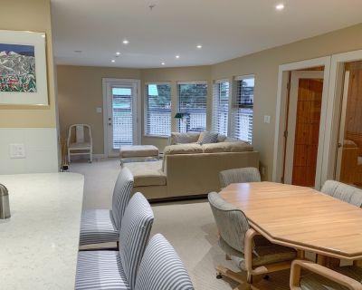 Quiet Ground Floor, One Level Condo, Patio w/ BBQ, Wood Fireplace, Free WiFi - Upper Village