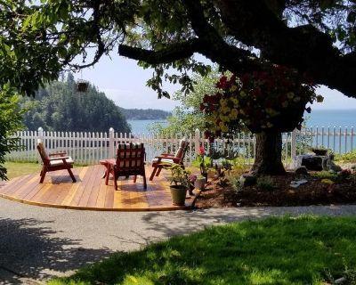 Sea View Inn - 2 Bed Room - 1 Bath - Full Kitchen - Laundry - Skagit County