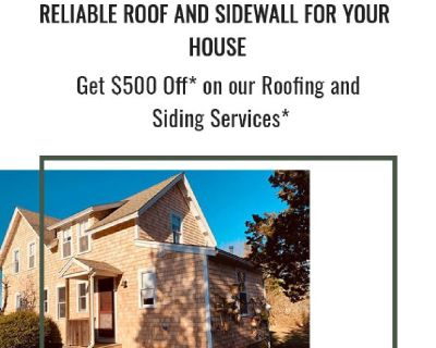 Roofing contractor in MA