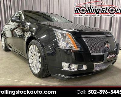 Used 2012 Cadillac CTS Performance w/ Navi