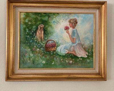 Estate Sale with Artwork, Antique Furniture & more!