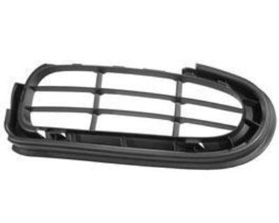 Front Bumper Grille, Left, Porsche Boxster, 986.505.553.01.01c, (97-02)