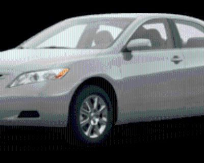 2007 Toyota Camry CE I4 Manual