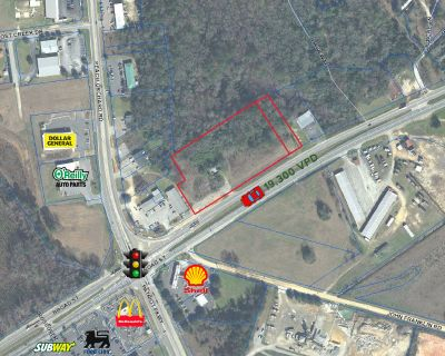 LARGE COMMERCIAL PARCEL WITH HIGH VISIBILITY