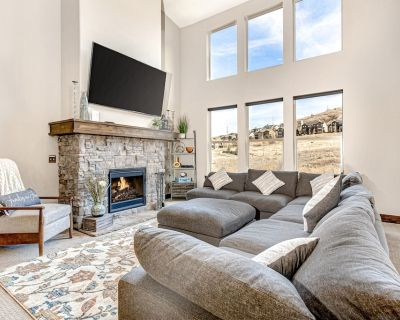 Delightful Escape W/ Private Hot Tub, Skiing Nearby, Fast WiFi & Gourmet Kitchen - Heber City