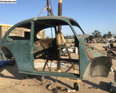 Baja Bug body shell/doors