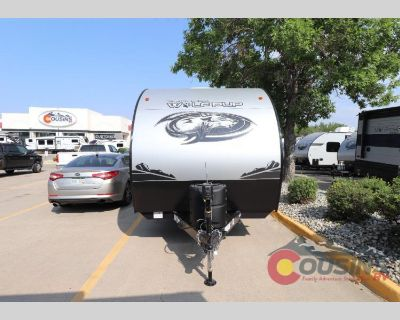 2022 Forest River Rv Cherokee Wolf Pup Black Label 16FQBL