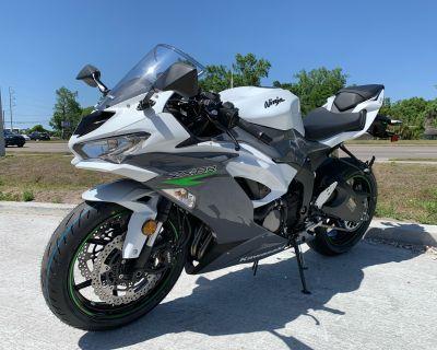 2021 Kawasaki Ninja ZX-6R Supersport Orlando, FL