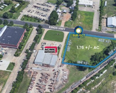 1.76+/- Acres Land for Sale
