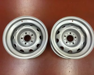 """Oe Plymouth,dodge 15"""" X 7"""" Rally Rims Cuda,challenger,charger,roadrunner,3580071"""