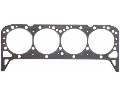 "Fel-pro 1074 Head Gasket Chevy Small Block Lt1 Lt4 4.125"" Bore .039"" Thickness"