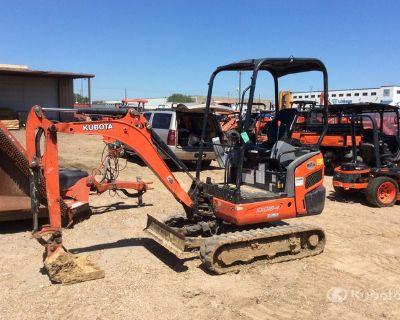 2015 Kubota KX018-4 Mini Excavator