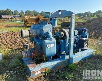 Thompson Hydraulic Water Pump