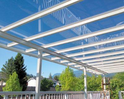 . Aluminum & Glass Patio ...
