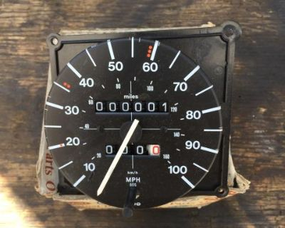1986-91 vanagon speedo head cluster 251957057BFX