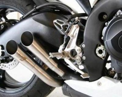 Jardine Gp1 Slip-on Exhaust Suzuki Gsxr1000 Gsxr 2009-2011