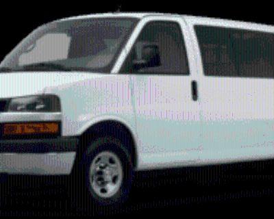 2012 Chevrolet Express Passenger LT
