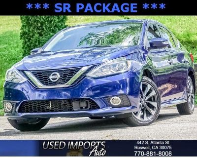 2018 Nissan Sentra SR CVT