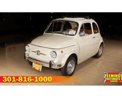 1965 Fiat 500L