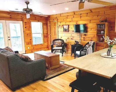 Playin Hooky Cabin - Private Mountain Retreat + Hot Tub - Bryson City