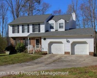 604 Carpenter Fletcher Rd, Durham, NC 27713 4 Bedroom House
