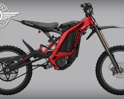 2021 Segway Dirt eBike X260 E-Bikes Paris, TX