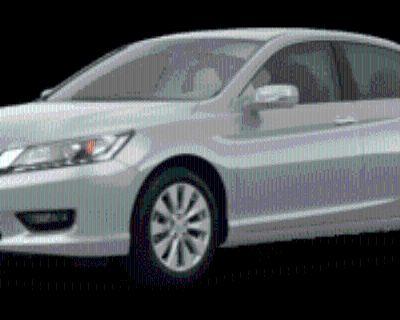 2015 Honda Accord EX-L V6 Sedan Automatic