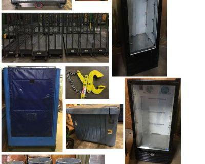 Warehouse Distributor Downsizing