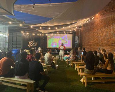Hip Arts District Outdoor Venue, Los Angeles, CA