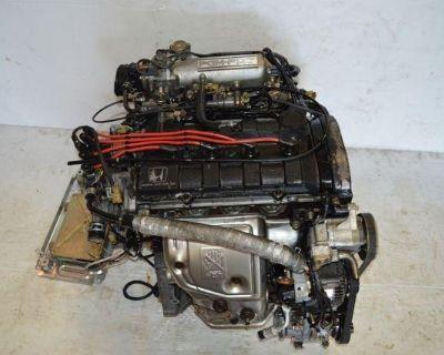 Jdm 88 89 90 91 Honda Prelude B20a Engine Jdm B20a Dohc 16 Valve Motor B20a1 B20