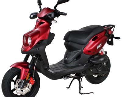 2022 Genuine Scooters Roughhouse 50 Sport Scooter North Mankato, MN