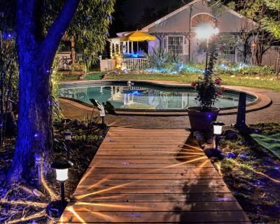 Fully Furnished Cottage With BBQ And Pool - pet considered - Chico