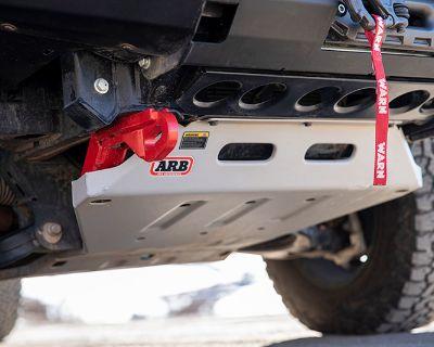2019-2021 Ford Ranger ARB UVP Complete Steel Skid Plate Kit