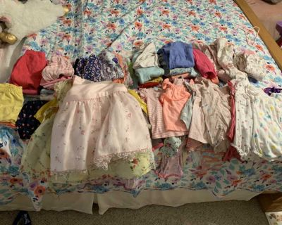9,12 and 18 month clothes