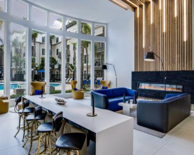 Beautiful and Modern Club Lounge, Marina Del Rey, CA