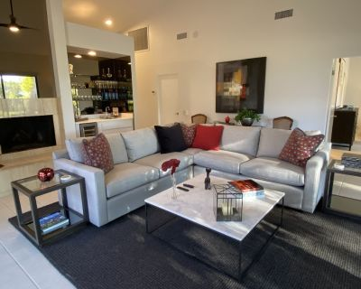 A Greenday Property: ELEGANT HIDEAWAY: 2 lg En-Suite Bedrooms, Private Hot Tub, VIEWS! - Rancho Mirage