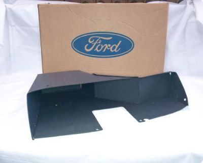 1980-86 Ford Truck Bronco Nos Glove Box Assy. Ment Still In The Box F100-f350