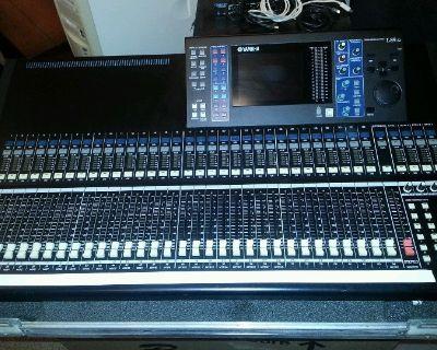 We sell Yamaha mixer LS9-32 Console