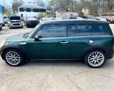 2009 MINI Clubman John Cooper Works