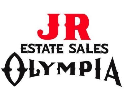 JR ESTATE SALES OCT 2nd/3rd!!