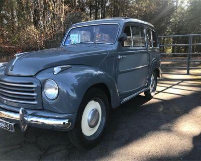 1954 Fiat 500L