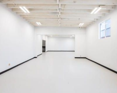Multi Studio Industrial Creative Space, North Hollywood, CA