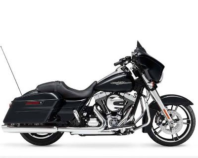 2016 Harley-Davidson Street Glide Special Touring Marion, IL