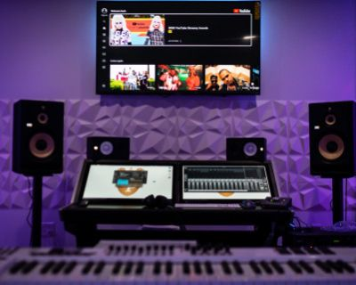 High End Recording Studio in the Heart of Buckhead, Atlanta, GA