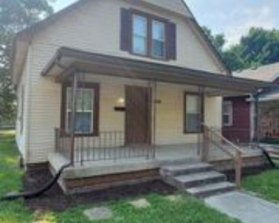 1402 N Ewing St, Indianapolis, IN 46201 4 Bedroom House