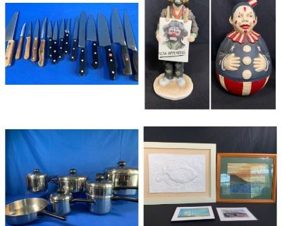 CONWAY'S NICE ARTWORK, TOOLS, AND EVERYTHING IN BETWEEN ~ ENDS 6/27 6:30PM